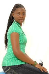 beautiful Nigerian girl