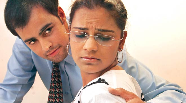 ... to do when facing sexual harassment in the work place by your own boss: http://asklovedr.com/2015/11/03/sexual-harassment-in-the-workplace/